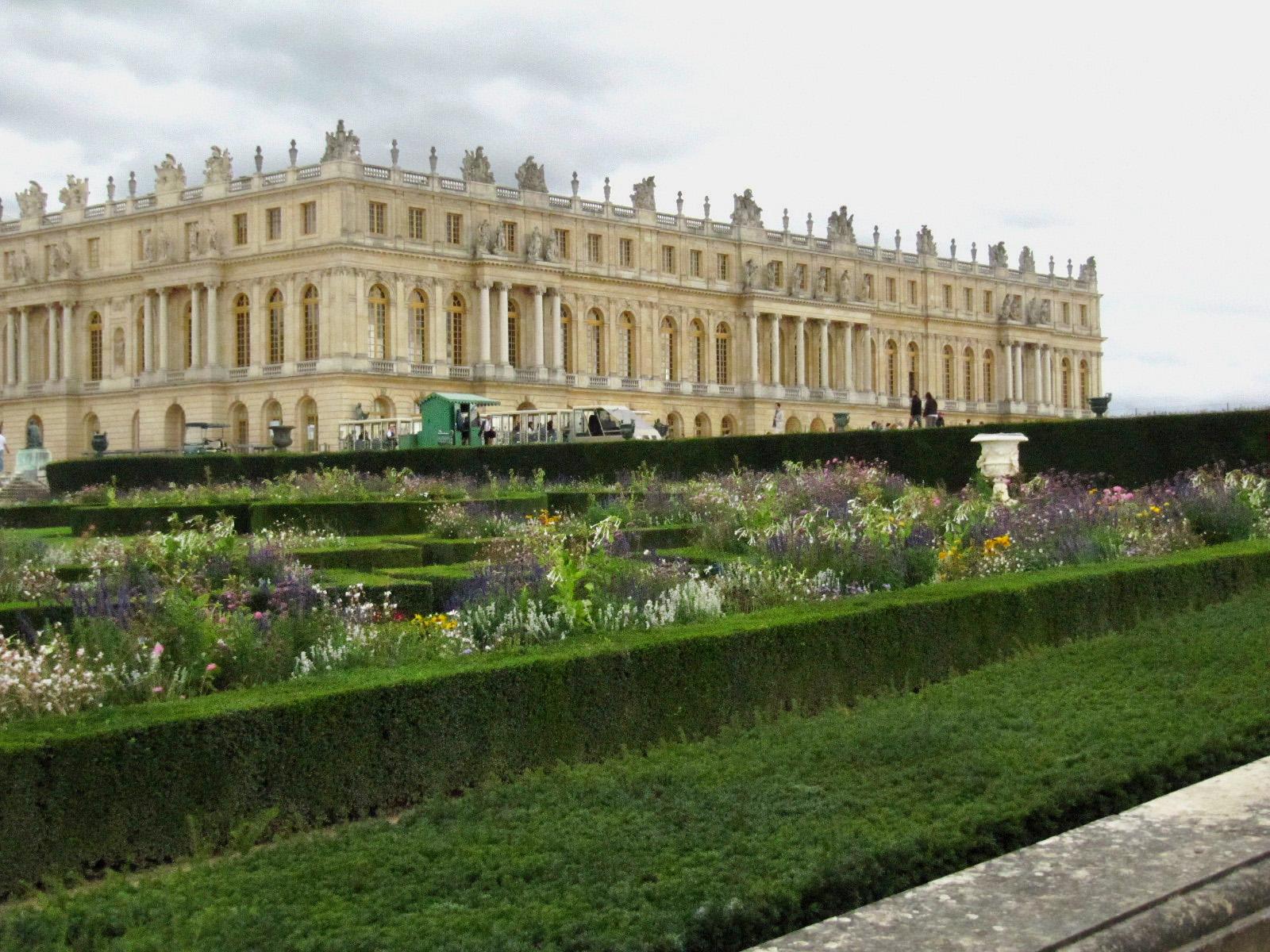 Versailles la musique de l eau 1 le jardin des arts - Histoire des arts les jardins de versailles ...