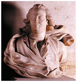 Buste d'Esprit Calvet, Avignon, Musée Calvet
