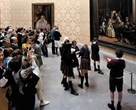 Museo del Prado 7, Madrid 2005 © Thomas Struth