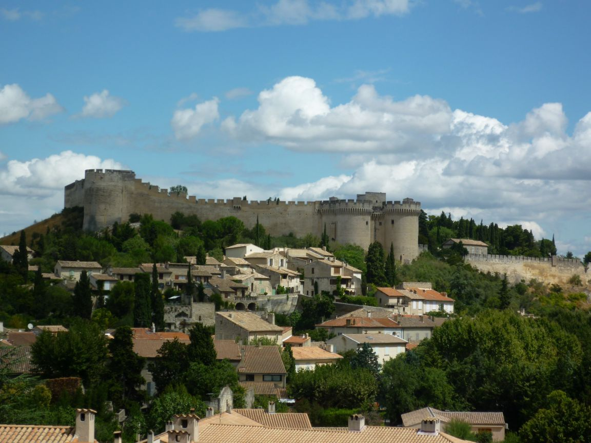 Le fort et l abbaye saint andr villeneuve l s avignon Entretien jardin villeneuve les avignon