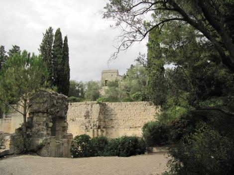 La chapelle Sainte Casarie © Le Jardin des Arts