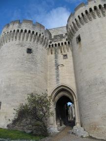Châtelet d'entrée du Fort © Le Jardin des Arts