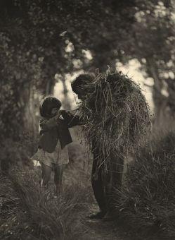 En el bosque 2, 1923-1929, Colección Telefónica © Herederos de Arissa